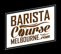 Barista Course Melbourne